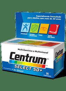 Centrum Select 50+ 90 comprimidos revestidos