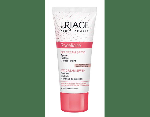 Uriage Roséliane CC Creme SPF 30 40 mL