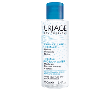 Uriage Agua Termal Micelar Pele Normal/Seca 100 mL