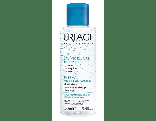 Uriage Agua Termal Micelar Pele Normal/Seca 100 mL