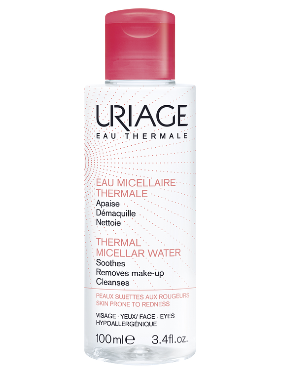 Uriage Agua Termal Micelar Pele Sensivel 100 mL