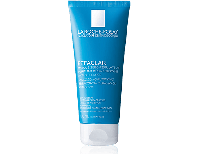 La Roche Posay Effaclar Máscara Seboreguladora 100 mL