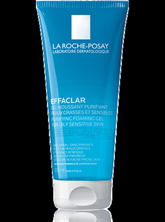 La Roche Posay Effaclar Gel mousse purificante 200 mL