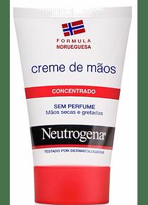 Neutrogena Creme Mãos S/Perfume 50 mL