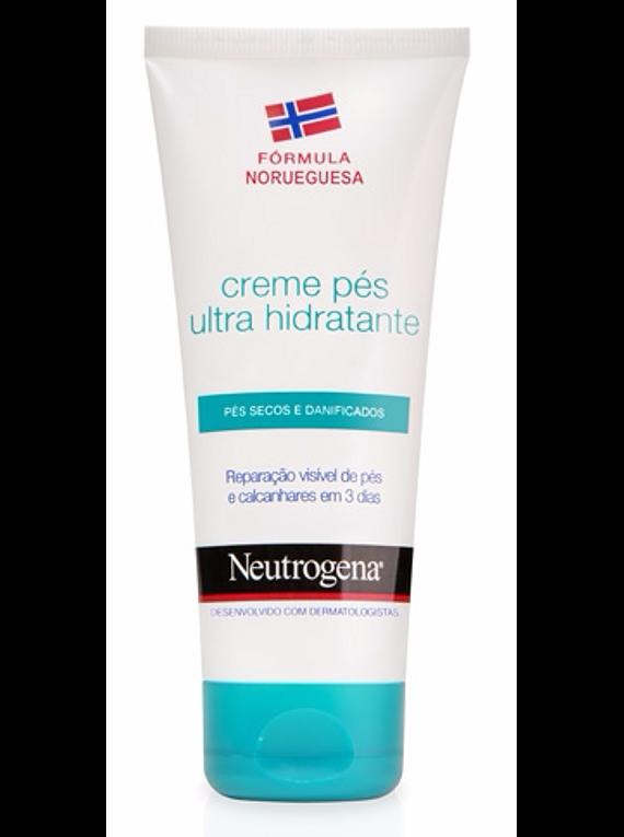 Neutrogena Creme Pés Ultra-Hidratante 100 mL