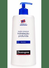 Neutrogena Loção Corporal Hidratação Profunda Pele seca 750 mL