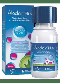 Aloclair Plus Solução Oral 60 mL