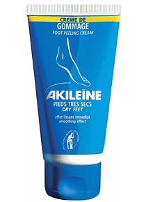 Akileine. Creme Esfoliante Pés Secos 75ml