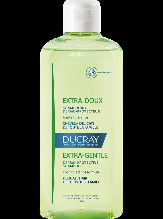 Ducray Extra Doux Champô Uso Frequente 400 mL