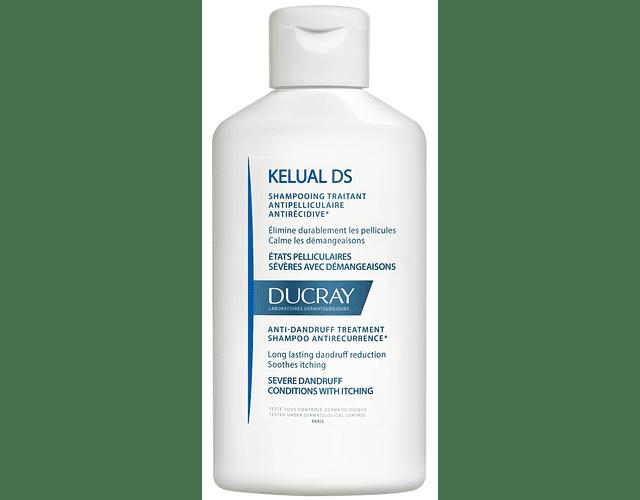 Ducray Kelual DS Champô Dermatite Seborreica 100 mL