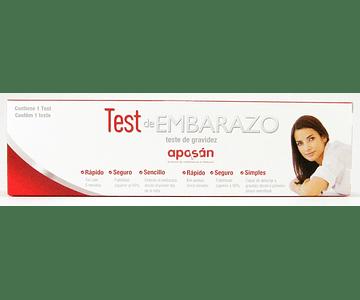 Aposán Teste de Gravidez