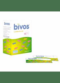 Bivos Saquetas de pó para solução oral 10 unidades