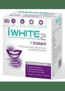 iWhite Instant 2 Branqueamento Dentário 10 unidades