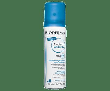 Bioderma Atoderm SOS Spray Apaziguante 50 mL