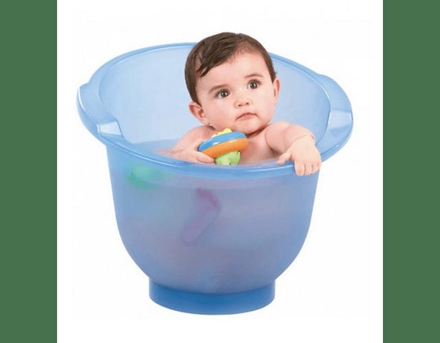 Shantala Baby Bath Azul