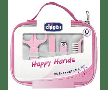 Chicco Conjunto Happy Hands Menina