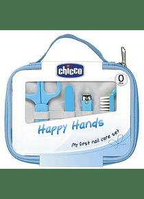 Conjunto Happy Hands Chicco Menino