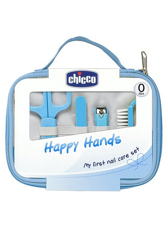 Conjunto Happy Hands Chicco Menino