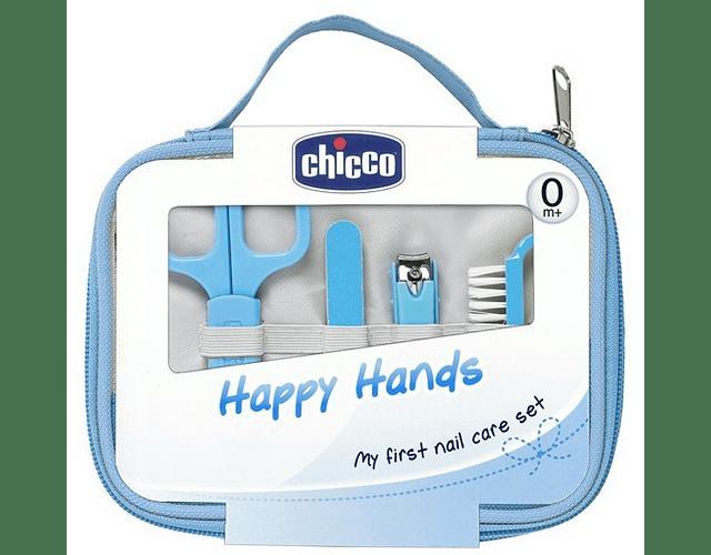 Chicco Conjunto Happy Hands Azul