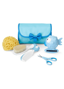 Chicco Conjunto de Higiene Menino +0 meses