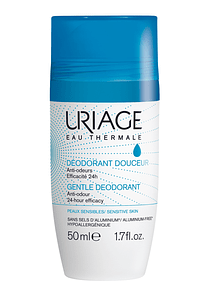 Uriage Desodorizante Roll-On Suave 50 mL