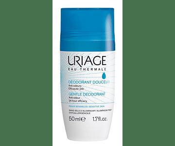Uriage Desodorizante Roll-On Suave 50 mL