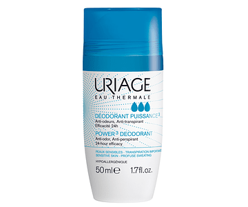 Uriage Desodorizante Roll-On Forte 50 mL