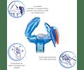 Chicco Clip Protetor Chupeta Azul