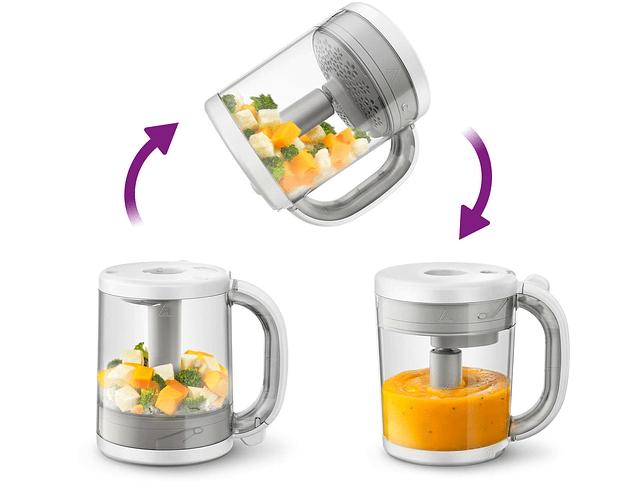 Philips Avent Robot de Cozinha 4 em 1 Easy Papa