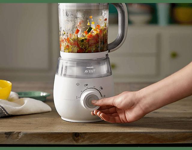 Philips Avent Robot de Cozinha 4 em 1 Easy Papa COM OFERTA DE CONJUNTO GOURMET