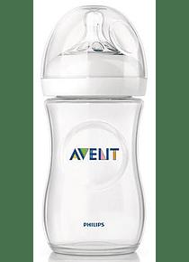 Philips Avent Biberão Natural 330 mL Branco