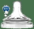 Philips Avent Tetina Natural Cereais 1 Ranhura Y +6m