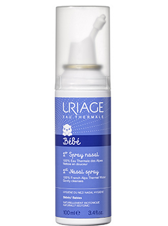 Uriage Bebé 1er Spray Nasal 100 mL