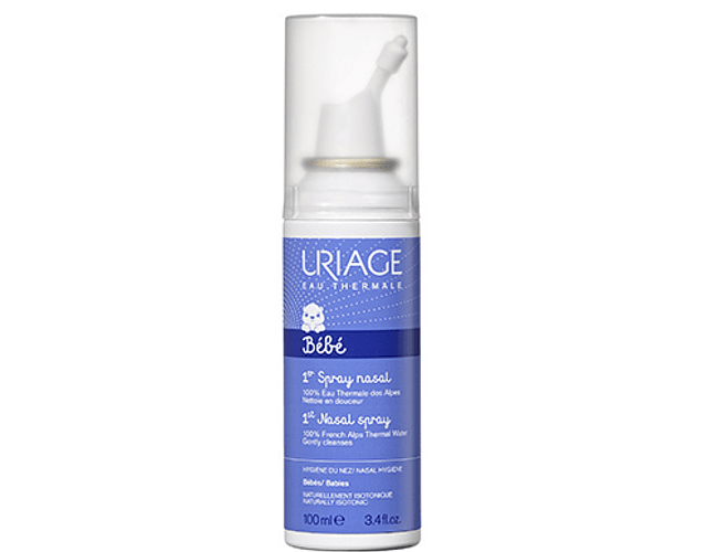 Uriage Bebé Isophy 1er Spray Nasal 100 mL