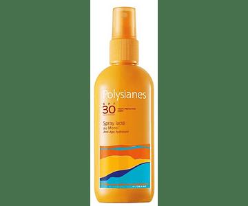 Polysianes Spray Lácteo SPF 30 200 mL