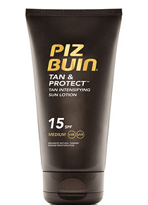 Piz Buin Tan Protect Loção FPS 15 150 mL