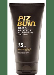Piz Buin Tan Protect Loção FPS 15 150 mL
