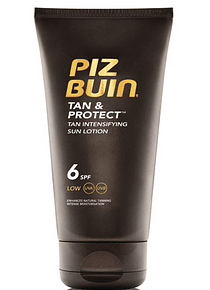 Piz Buin Tan Protect Loção FPS 6 150 mL