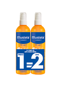Mustela Solar Leite Spf50+ 300 mL (LEVE 2 PAGUE 1)