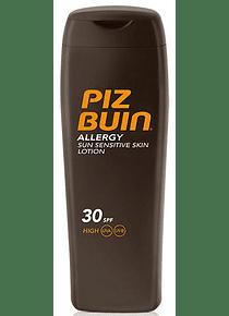 Piz Buin In Sun Loção Hidratante Allergy FPS 30 200 mL