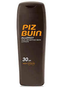 Piz Buin In Sun Loção Hidratante Allergy FPS 30 200 mL