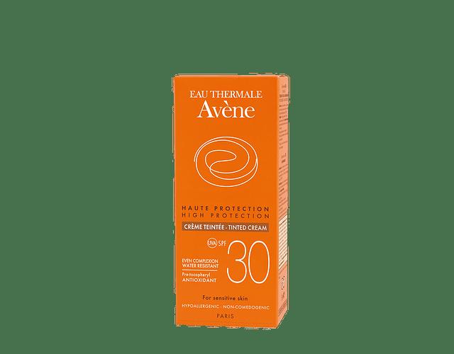 Avène Solar Spf 30 Creme com Cor 50 mL