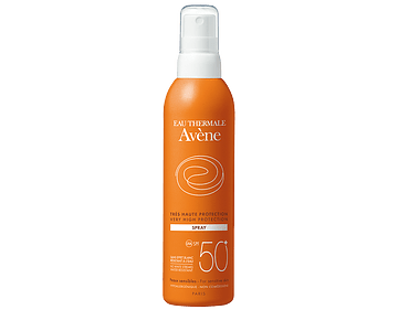 Avène Solar Spf50+ Spray 200 mL