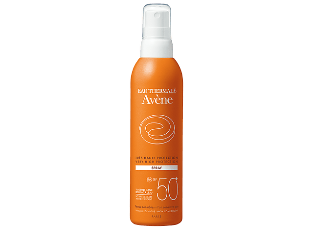 Avène Solar SPF 50+ Spray 200 mL