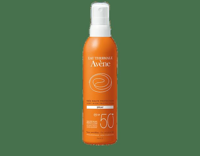 Avène Solar Spf50+ Spray 200 mL