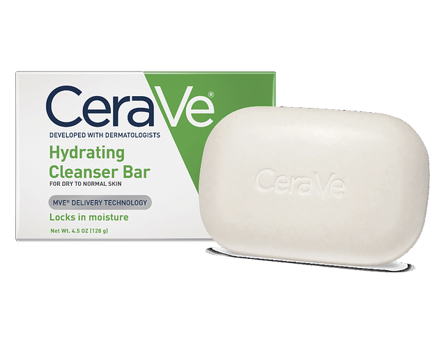 CeraVe Cleanser Hydrating Cleansing Sab 128g