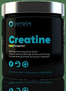 Okygen Creatine Creapure Pó x 300g