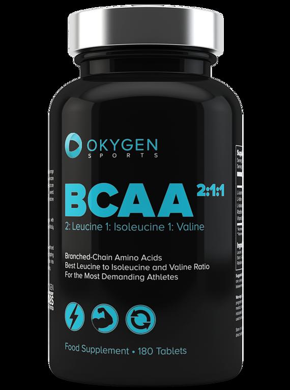 Okygen BCAA 2:1:1 180 comprimidos