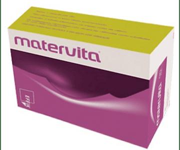 Matervita 30 cápsulas