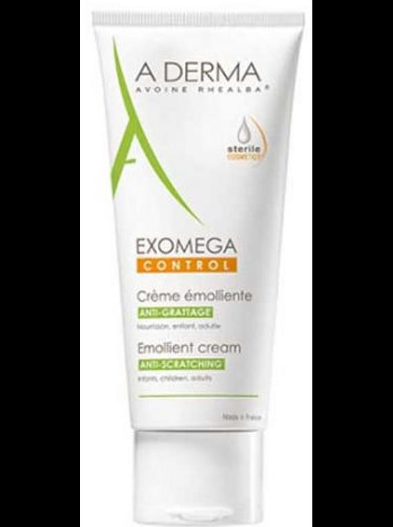 A-Derma Exómega Control Creme Emoliente Anti-Prurido 50 mL